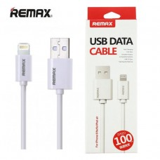USB Data Кабель REMAX USB DATA CABLE для iPhone 5, 6, 7 (lightning) 1000